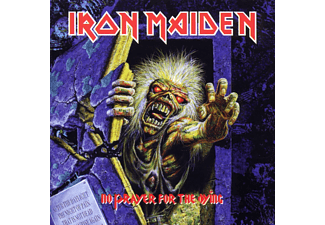 Iron Maiden - No Prayer For The Dying - (CD EXTRA/Enhanced)