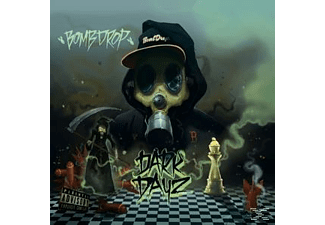 Bombdrop - Dark Dayz [CD]