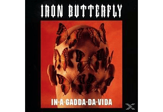 Iron Butterfly - In- A- Gadda- Da- Vida - (CD)