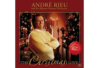 André Rieu - The Christmas I Love (CD)