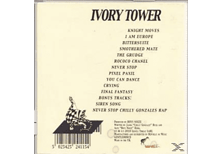 Chilly Gonzales - Ivory Tower - (CD)