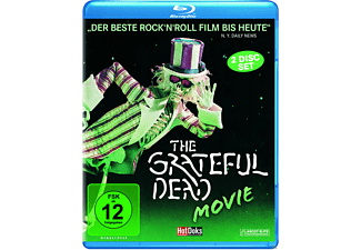 The Grateful Dead Movie - 2 Disc Bluray - (Blu-ray)