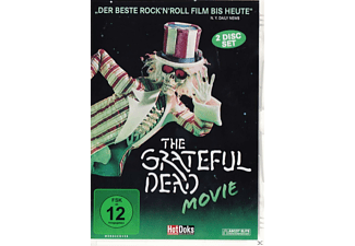 The Grateful Dead Movie - 2 Disc DVD [DVD]