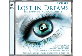 Bruno Bertone Sound Orchestra & Friends - Lost In Dreams - Instrumental Worldhits [CD]
