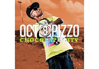 Octopizzo - Chocolate City - (CD)