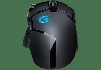 LOGITECH G402, Gaming Maus, Schwarz
