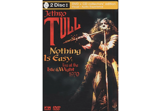Jethro Tull - Nothing Is Easy: Live At The Isle Of Wight 1970 [DVD + CD]