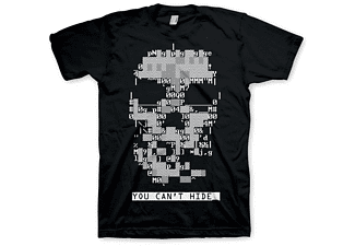 Watch Dogs - Skull T-Shirt Größe L