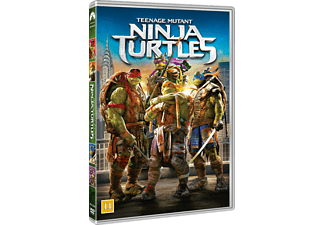 Teenage Mutant Ninja Turtles Äventyr DVD
