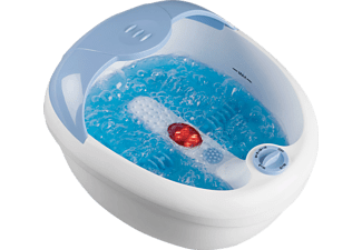 OBH NORDICA Foot Spa Infra Heat - Vit/blå