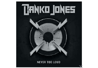 Danko Jones - Never Too Loud - (Vinyl)