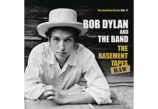 Bob Dylan And The Band - The Basement Tapes Raw: The Bootleg Series Vol.11 - (LP + Bonus-CD)