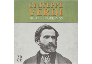 VARIOUS - Great Recordings [CD]