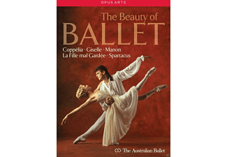 VARIOUS, The Australian Ballet - The Beauty Of Ballet - (DVD)