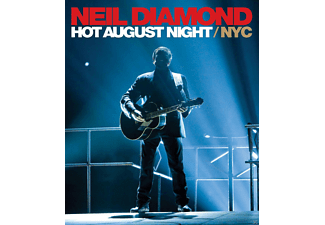Neil Diamond - Hot August Night/Nyc - (Blu-ray)
