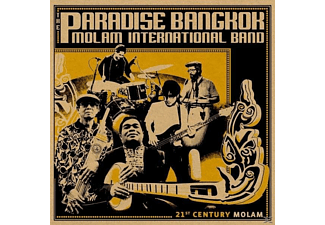 The Paradise Bangkok Molam International Band - 21st Century Molam [CD]