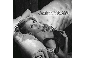 Carrie Underwood - Greatest Hits: Decade #1 - (CD)