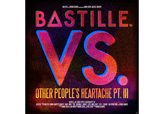 Bastille - Vs. (Other People's Heartache Pt. III) | CD