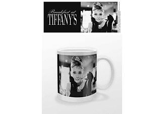 Tasse Hepburn, Audrey-Black and white