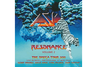 Asia - Resonance-Live In Basel Vol.2 - (Vinyl)