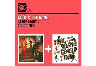 Kool & The Gang - 2 For 1: Ladies Night/Good Times [CD]