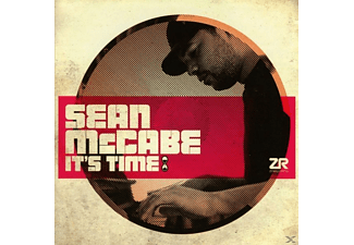 Sean Mccabe - It's Time - (CD)