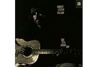 Robert Lester Folsom - Ode To A Rainy Day: Archives 1 - (CD)