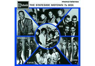 VARIOUS - The Stateside Motown 7s Vinyl Box (Ltd.Edt.) [Vinyl]