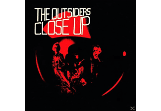The Outsiders - Close Up - (Vinyl)
