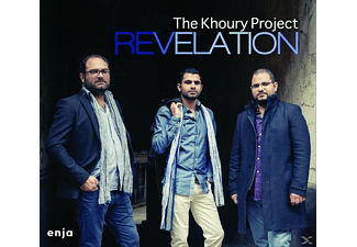 Khoury Project - Revelation [CD]