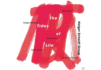 Holger Scheidt Group - The Tides Of Life [CD]