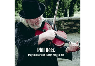 Phil Beer - Plays Guitar And Fiddle - (CD)