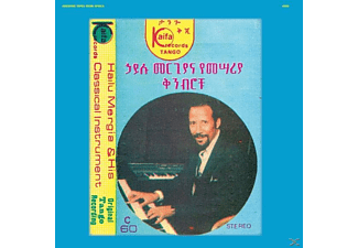 Hailu Mergia - ...& His Classical Instrument: She - (Vinyl)