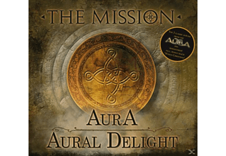 The Mission - Aura / Aural Delight [CD]