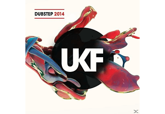 VARIOUS - Ukf Dubstep 2014 (Cd+Mp3) - (CD)