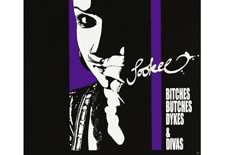 Sookee - Bitches Butches Dykes & Divas - (CD)