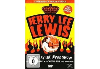 Jerry Lee Lewis - The Jerry Lee Lewis Show - (CD)