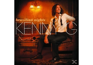 Kenny  G - Brazilian Nights [CD]
