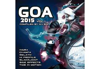 VARIOUS - Goa 2015 Vol.1 [CD]