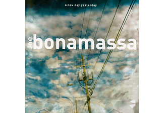 Joe Bonamassa - A New Day Yesterday (CD)
