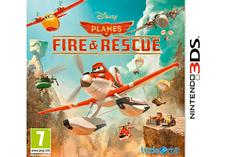 Disney Planes: Fire and Resque 3DS