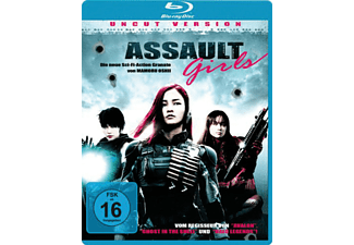Assault Girls (Uncut) - (Blu-ray)
