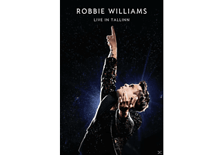Robbie Williams - Live in Tallinn - (DVD)