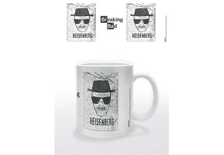 Tasse Breaking Bad-Heisenberg Wanted