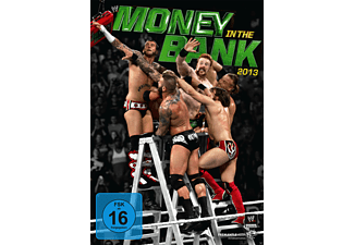 Money in the Bank 2013 - (DVD)