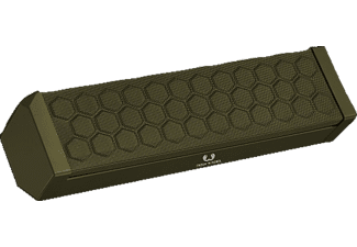 FRESH N REBEL Rockbox Raw Army/Grün Bluetooth-Lautsprecher