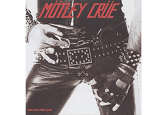 Mötley Crüe - Too Fast For Love (CD)