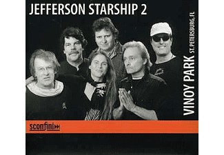 Jefferson Starship - Vinoy Park II (CD)