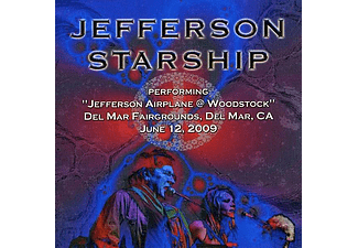 Jefferson Starship - Performing Jefferson Airplane At Woodstock (CD)