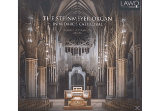 Magne H. Draagen - The Steinmeyer Organ In Nidaros Chathedral - (CD)